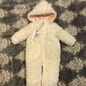 Infant snowsuit. Jessica Simpson. Brand new